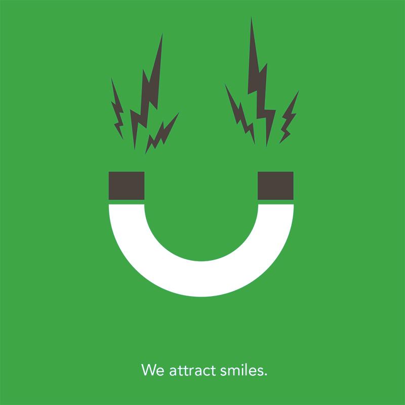 we do happy
